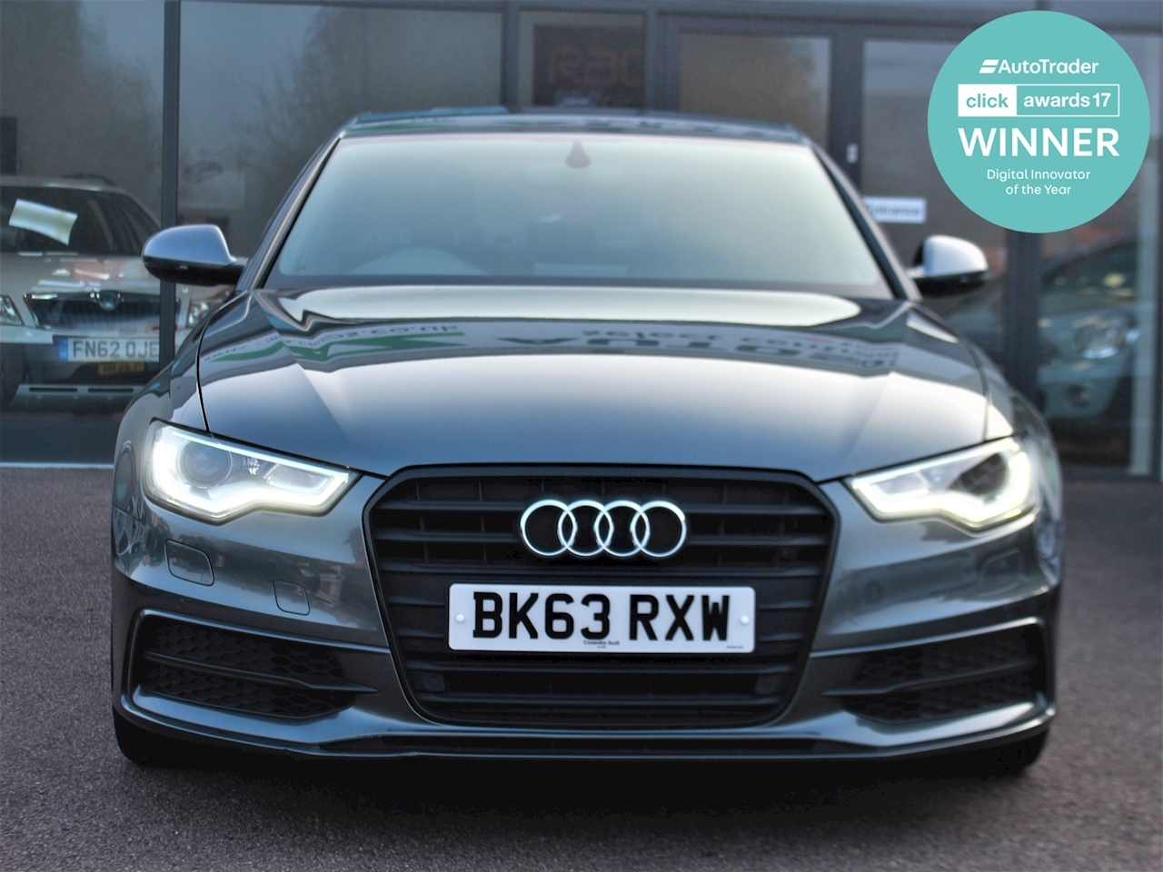 Audi A6 Tdi S Line Black Edition - Large 1