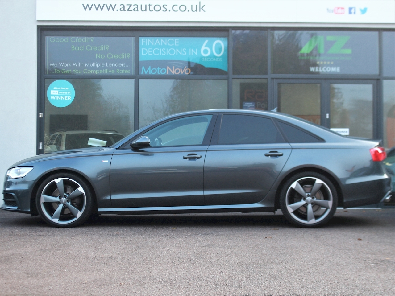 Audi A6 Tdi S Line Black Edition - Large 6