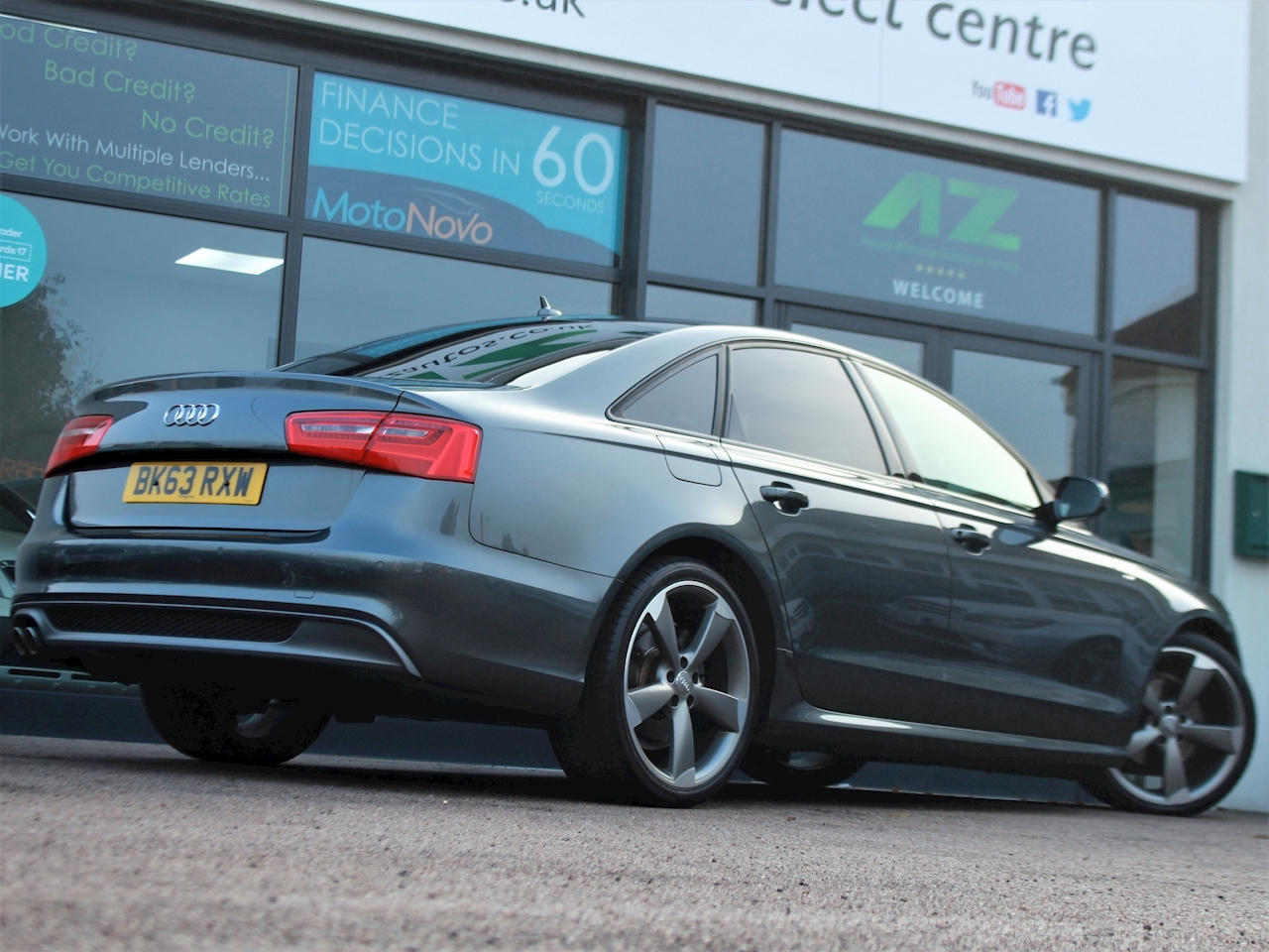 Audi A6 Tdi S Line Black Edition - Large 7