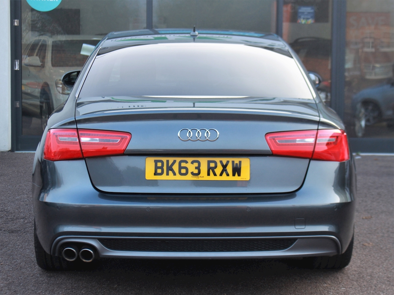 Audi A6 Tdi S Line Black Edition - Large 9