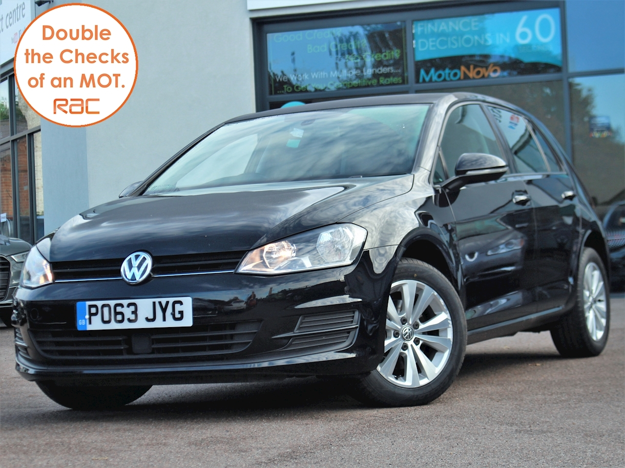 Volkswagen Golf Se Tdi Bluemotion Technology Dsg - Large 2