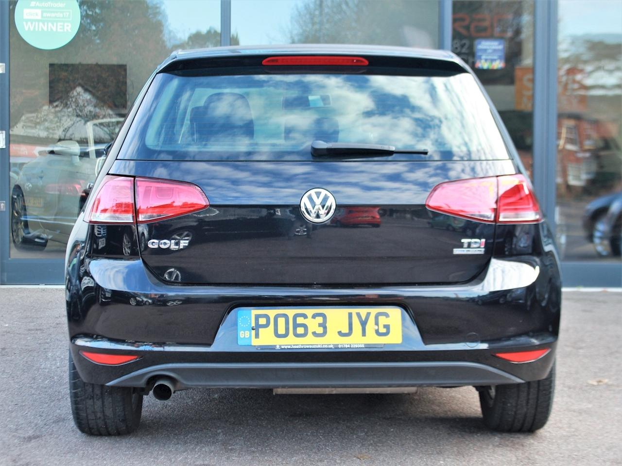 Volkswagen Golf Se Tdi Bluemotion Technology Dsg - Large 7