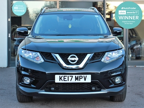 X-Trail N-Vision Dci Estate 1.6 Manual Diesel