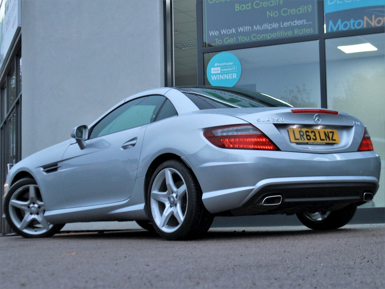 Mercedes Slk Slk250 Cdi Blueefficiency Amg Sport - Large 8