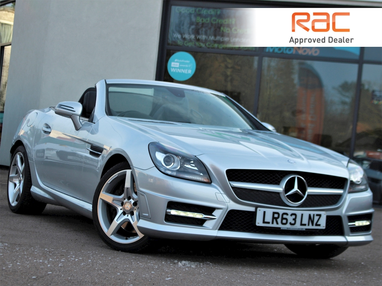 Mercedes Slk Slk250 Cdi Blueefficiency Amg Sport - Large 0