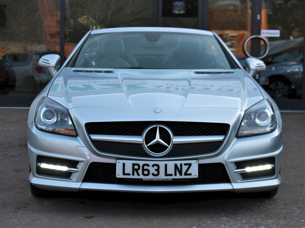 Mercedes Slk Slk250 Cdi Blueefficiency Amg Sport - Large 2