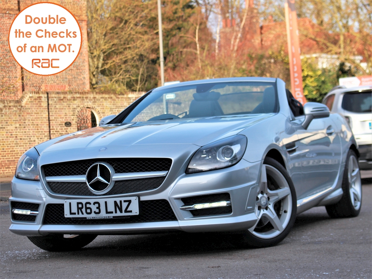 Mercedes Slk Slk250 Cdi Blueefficiency Amg Sport - Large 3