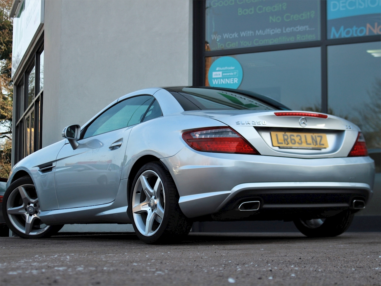 Mercedes Slk Slk250 Cdi Blueefficiency Amg Sport - Large 10