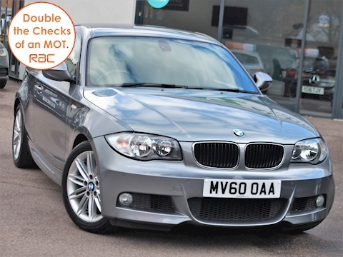 1 Series 120I M Sport 2.0 2dr Coupe Automatic Petrol
