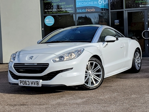 Rcz Thp Sport Coupe 1.6 Manual Petrol