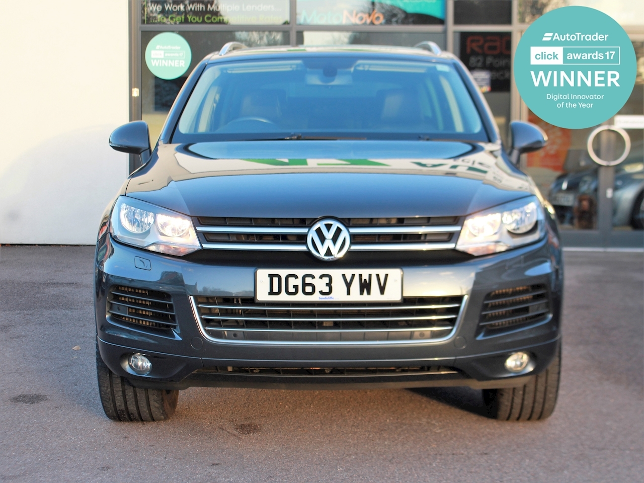 Volkswagen Touareg V6 Se Tdi Bluemotion Technology - Large 1