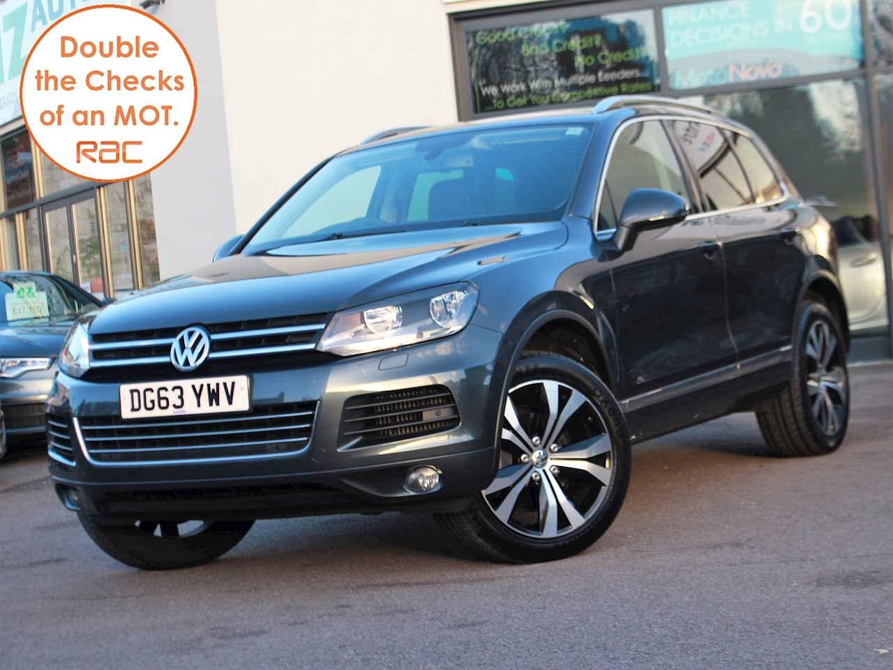 Volkswagen Touareg V6 Se Tdi Bluemotion Technology - Large 2