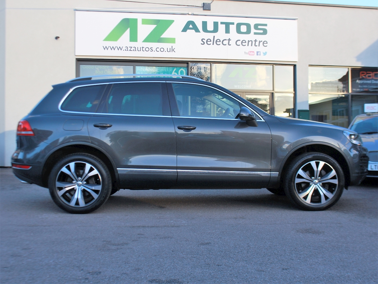 Volkswagen Touareg V6 Se Tdi Bluemotion Technology - Large 7