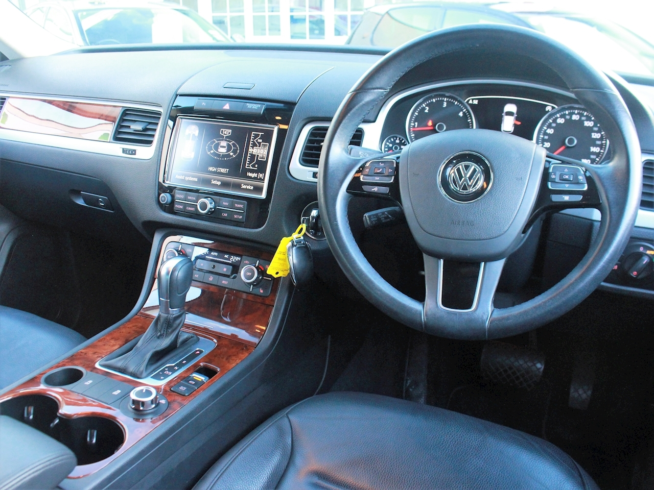 Volkswagen Touareg V6 Se Tdi Bluemotion Technology - Large 13