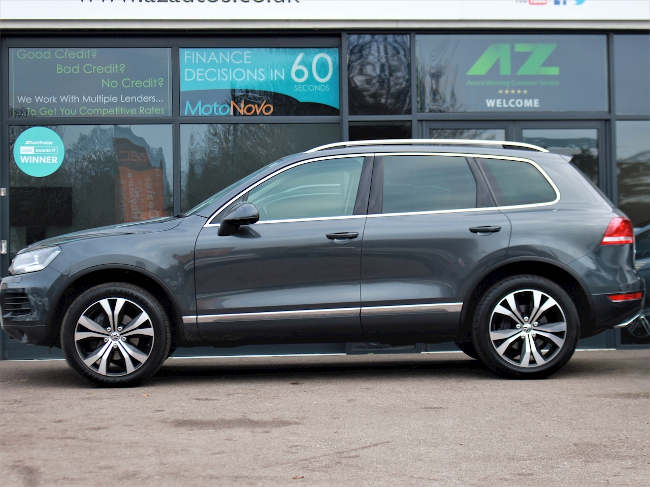 Volkswagen Touareg V6 Se Tdi Bluemotion Technology - Large 6