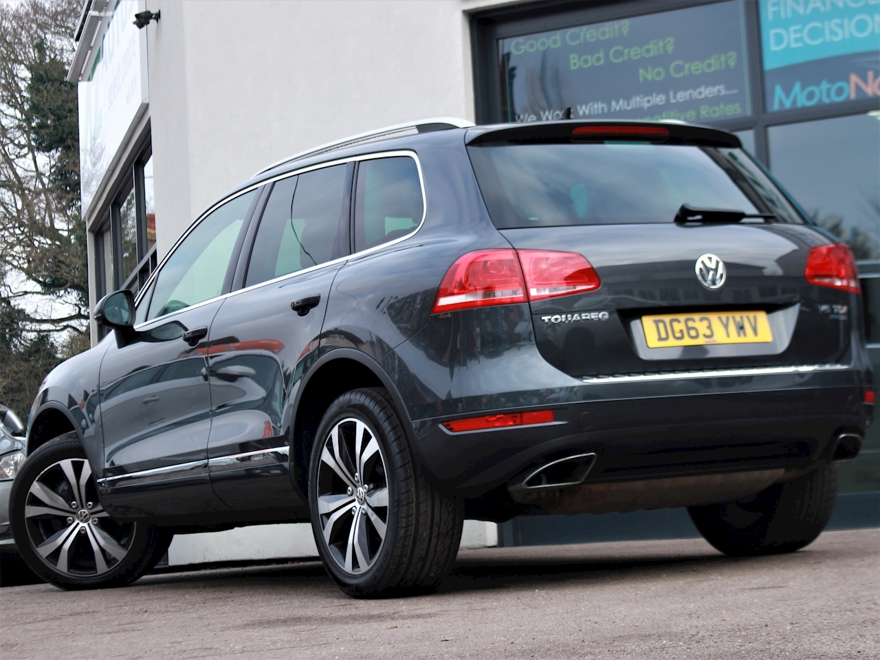 Volkswagen Touareg V6 Se Tdi Bluemotion Technology - Large 8
