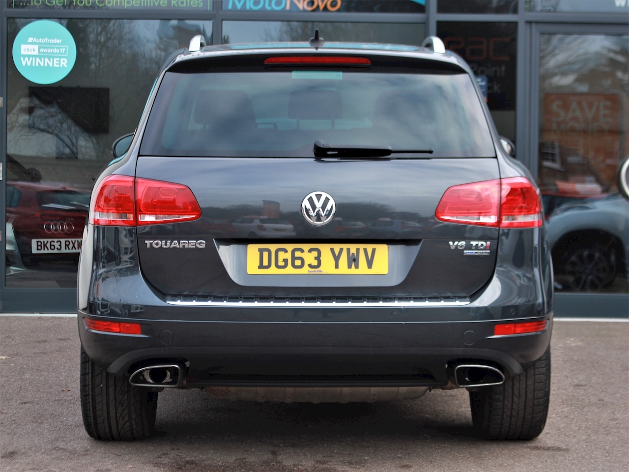 Volkswagen Touareg V6 Se Tdi Bluemotion Technology - Large 9