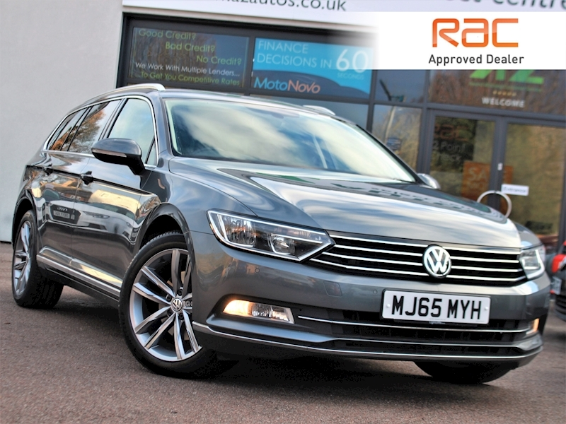 Passat Passat Gt Tdi Bluemotion Estate 2.0 Manual Diesel