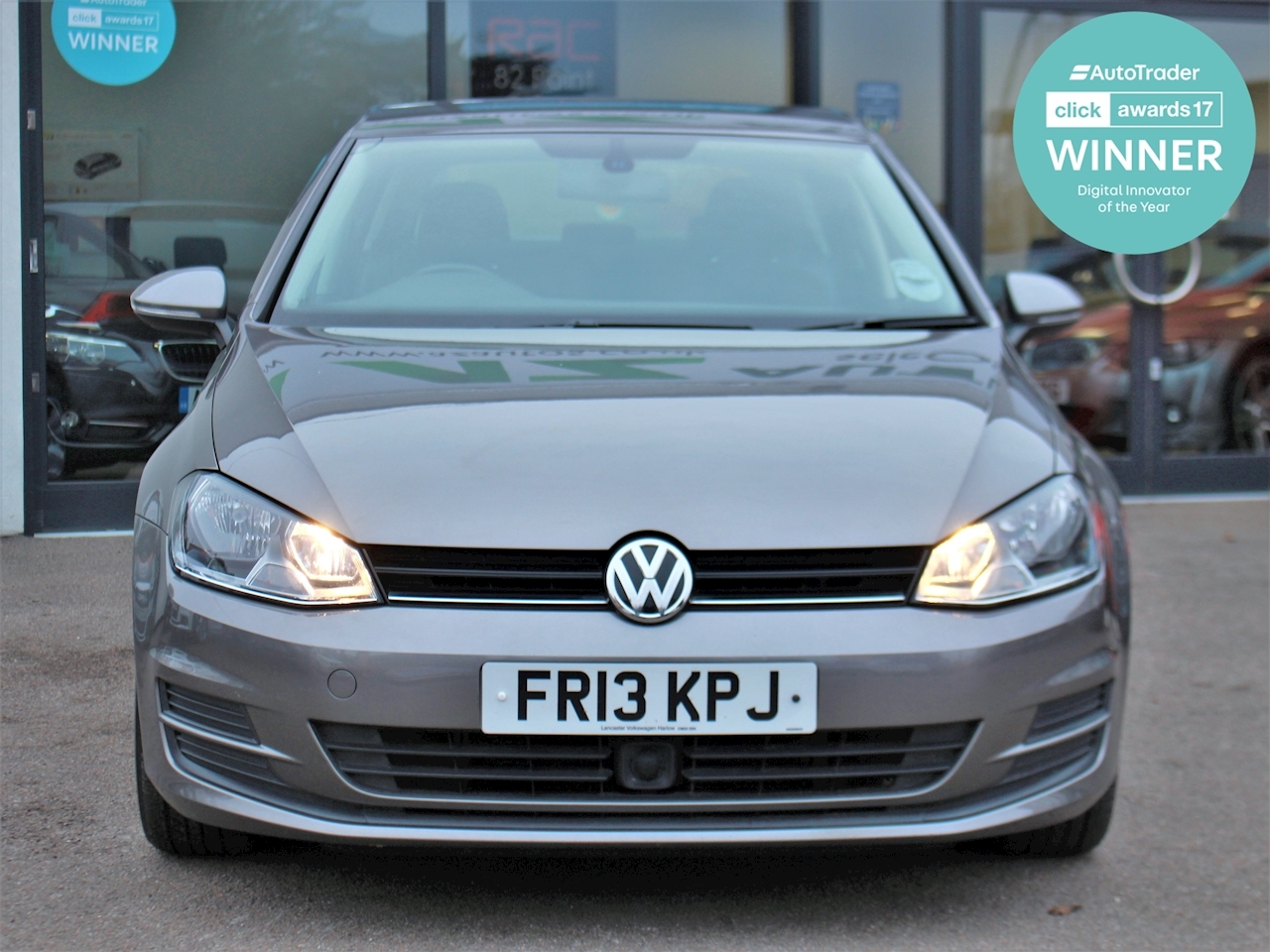 Volkswagen Golf Se Tdi Bluemotion Technology Dsg - Large 1