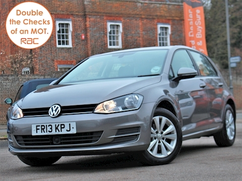 Golf Se Tdi Bluemotion Technology Dsg Hatchback 1.6 Semi Auto Diesel