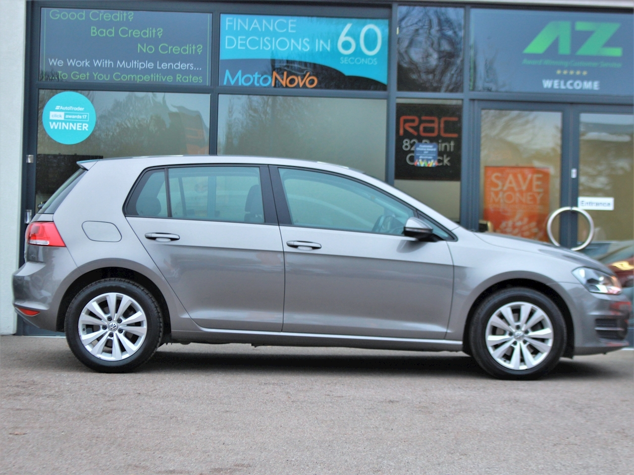 Volkswagen Golf Se Tdi Bluemotion Technology Dsg - Large 3