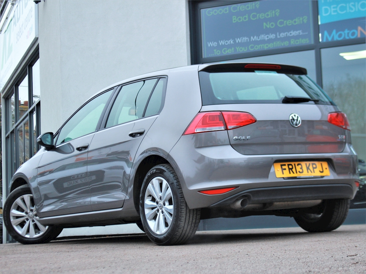 Volkswagen Golf Se Tdi Bluemotion Technology Dsg - Large 6