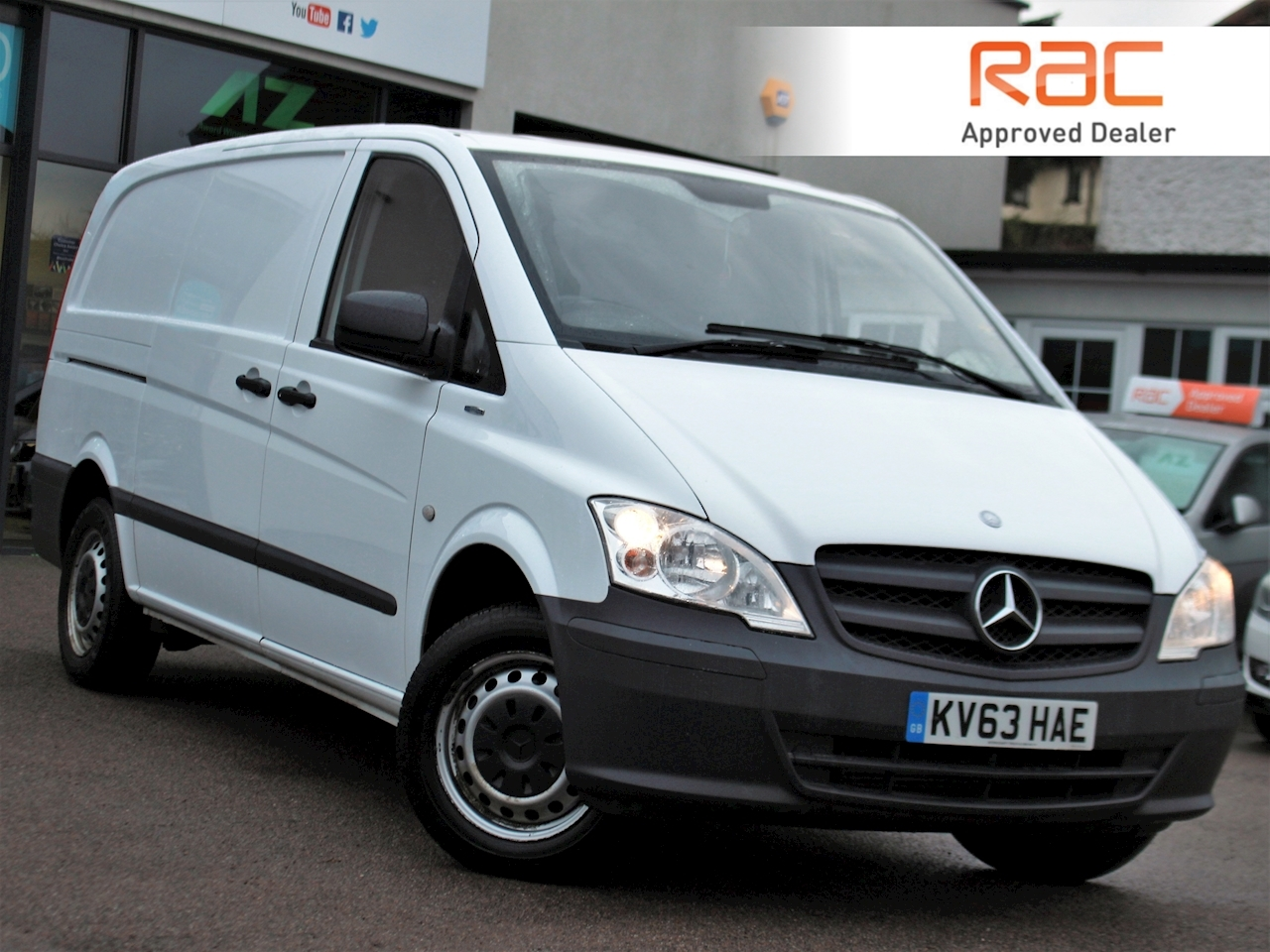 Mercedes-Benz Vito 110 Cdi Blueefficiency - Large 0
