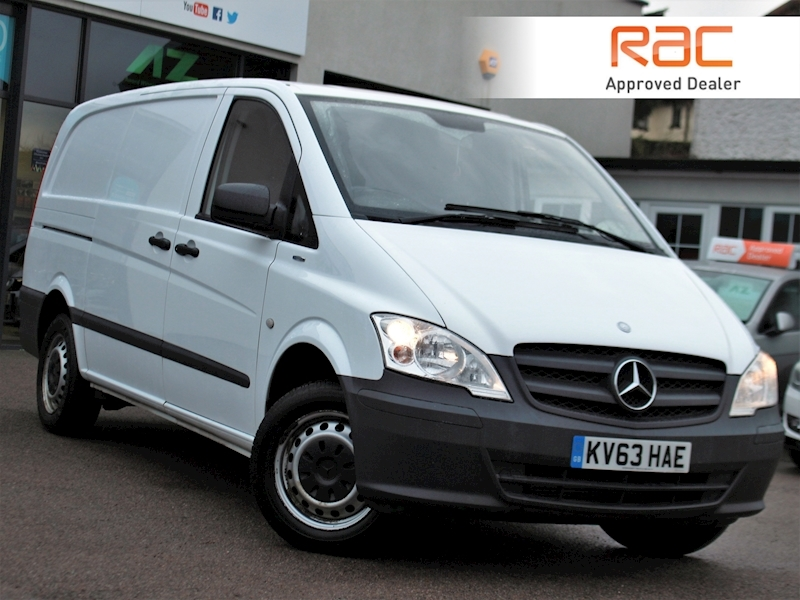 Mercedes-Benz Vito 110 Cdi Blueefficiency Image 0