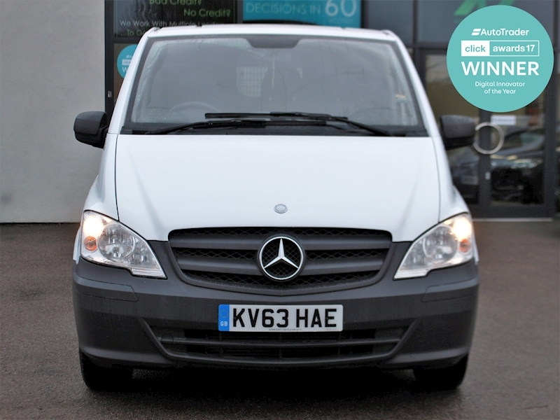 Mercedes-Benz Vito 110 Cdi Blueefficiency Image 1