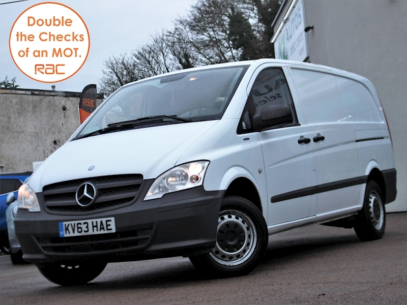 Mercedes-Benz Vito 110 Cdi Blueefficiency Image 2