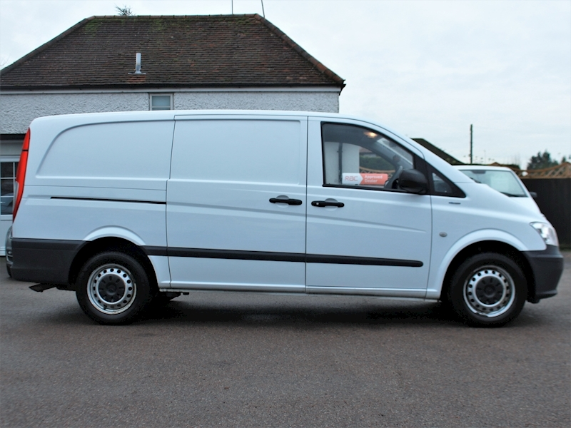 Mercedes-Benz Vito 110 Cdi Blueefficiency Image 3