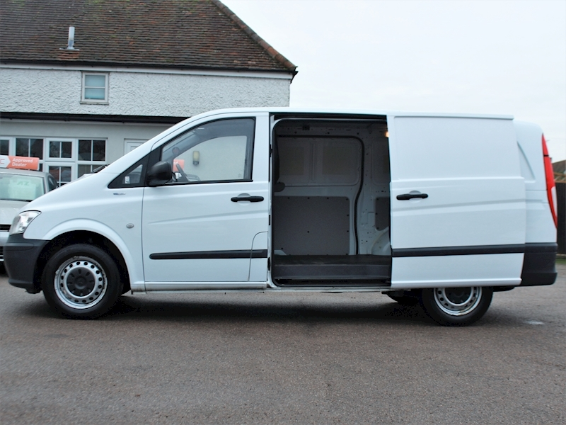 Mercedes-Benz Vito 110 Cdi Blueefficiency Image 4