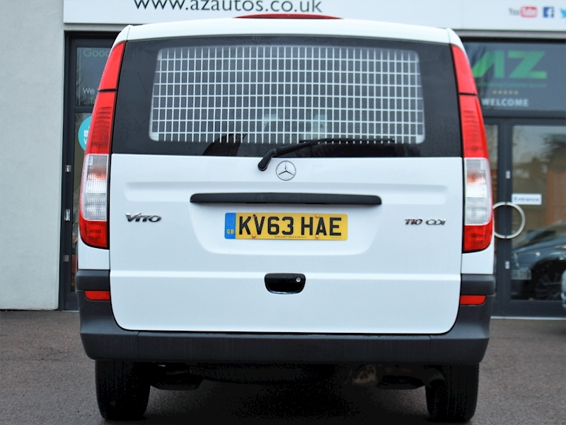 Mercedes-Benz Vito 110 Cdi Blueefficiency Image 7