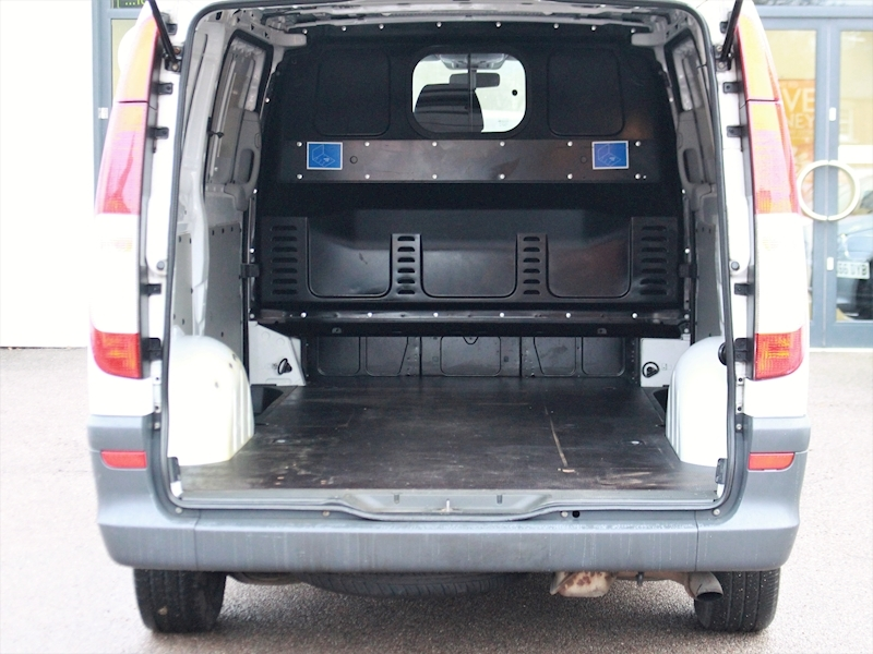 Mercedes-Benz Vito 110 Cdi Blueefficiency Image 8
