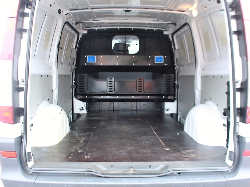 Mercedes-Benz Vito 110 Cdi Blueefficiency Image 9