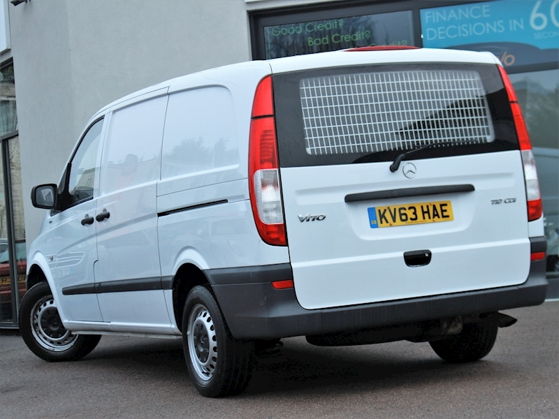 Mercedes-Benz Vito 110 Cdi Blueefficiency Image 6