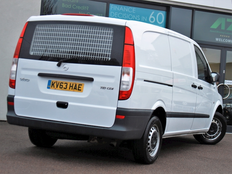 Mercedes-Benz Vito 110 Cdi Blueefficiency Image 5