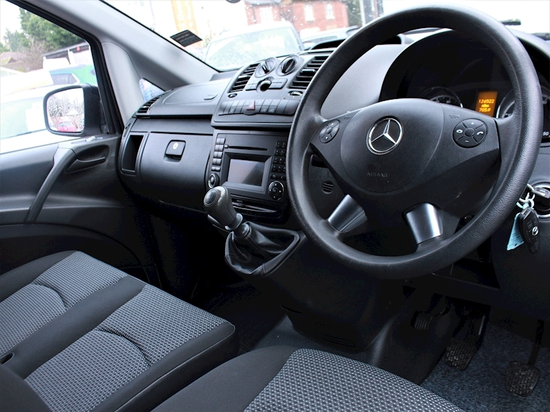 Mercedes-Benz Vito 110 Cdi Blueefficiency Image 15