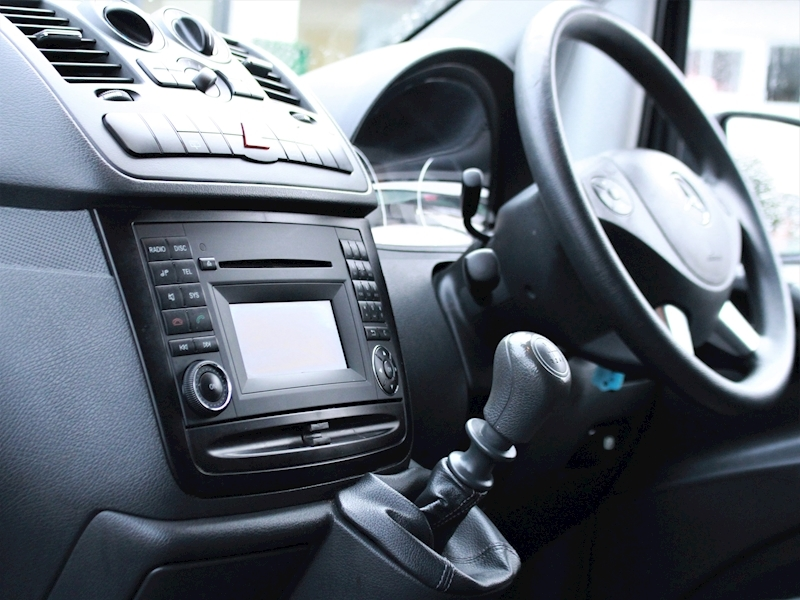 Mercedes-Benz Vito 110 Cdi Blueefficiency Image 18