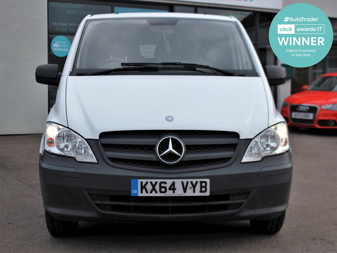 Mercedes-Benz Vito 110 Cdi Blueefficiency - Large 1