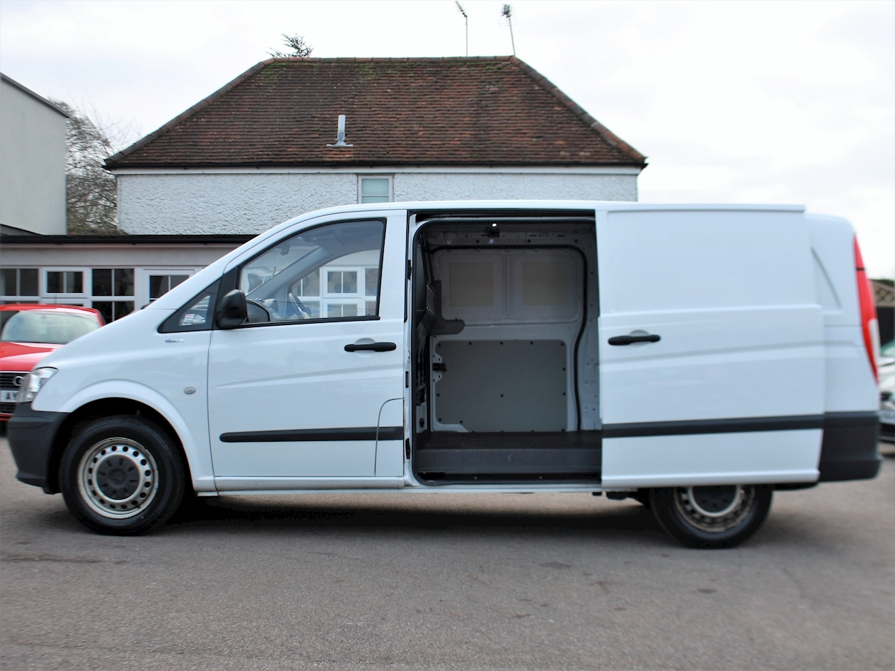 Mercedes-Benz Vito 110 Cdi Blueefficiency - Large 4