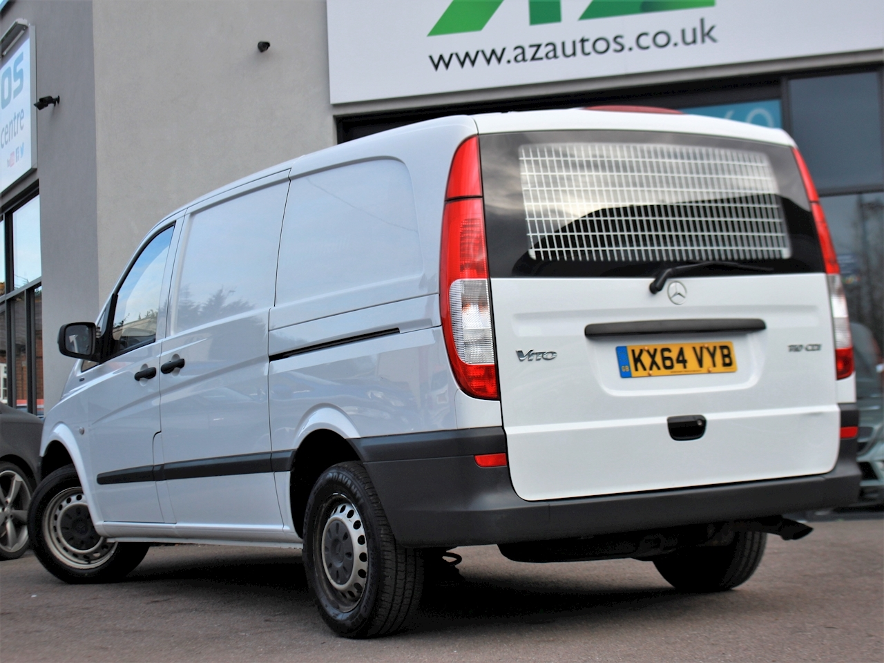 Mercedes-Benz Vito 110 Cdi Blueefficiency - Large 6
