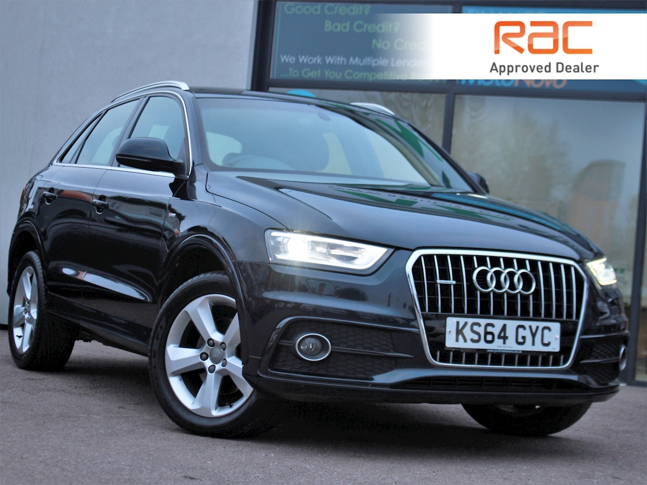 used audi q3 tdi quattro s line az autos. Black Bedroom Furniture Sets. Home Design Ideas