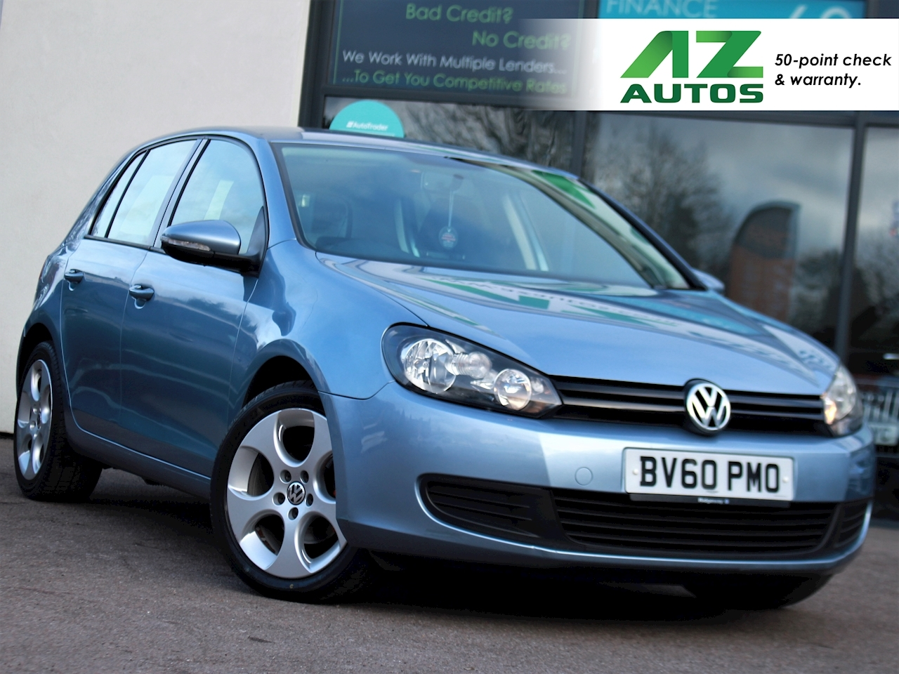 Volkswagen Golf S Tdi - Large 0