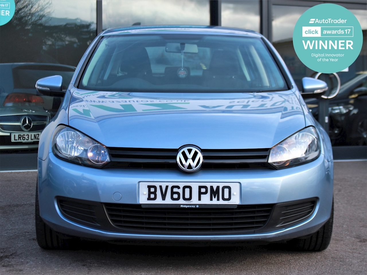 Volkswagen Golf S Tdi - Large 1