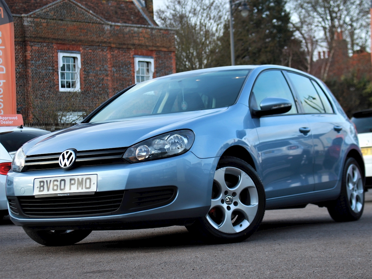 Volkswagen Golf S Tdi - Large 2
