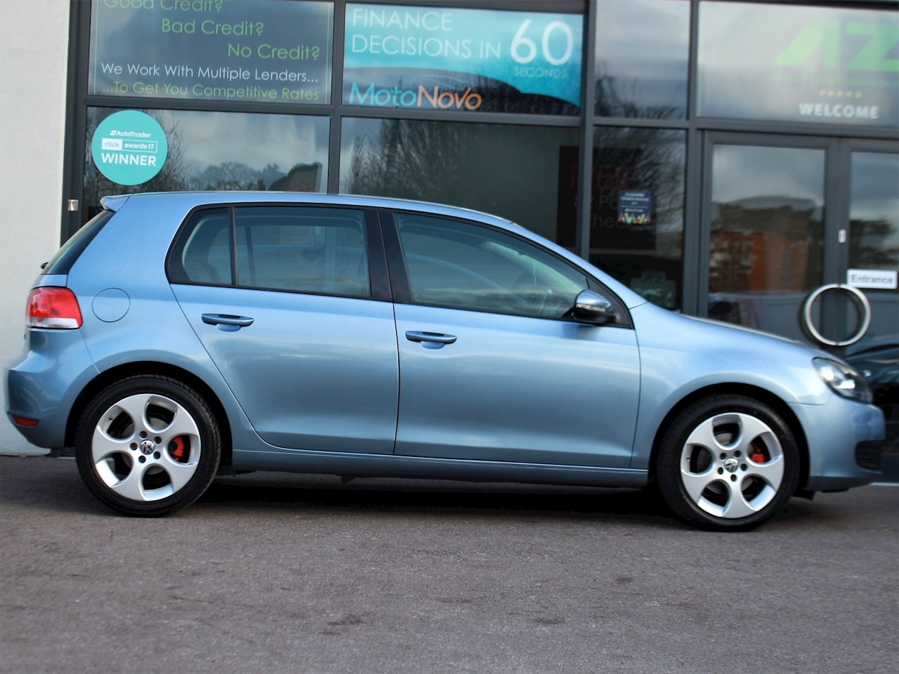 Volkswagen Golf S Tdi - Large 3