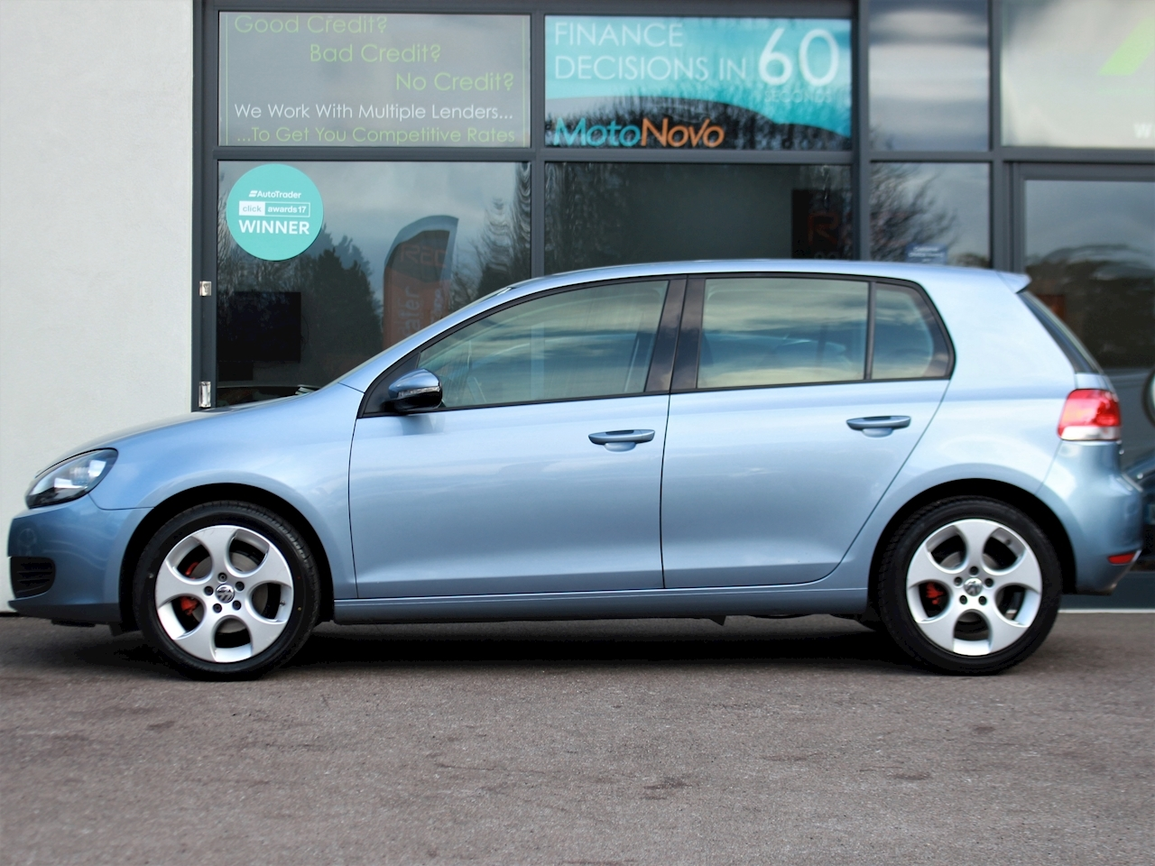 Volkswagen Golf S Tdi - Large 4