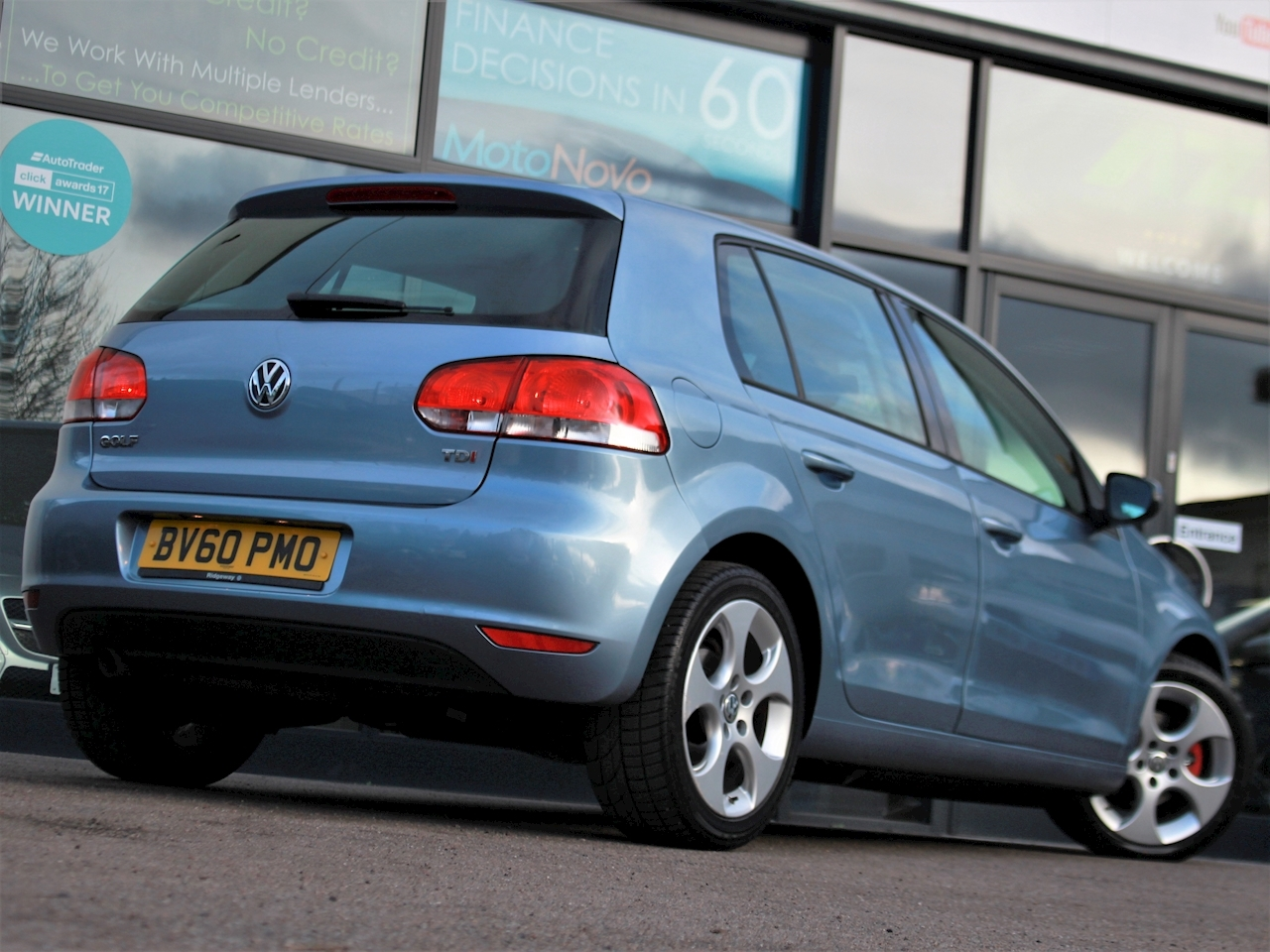 Volkswagen Golf S Tdi - Large 5