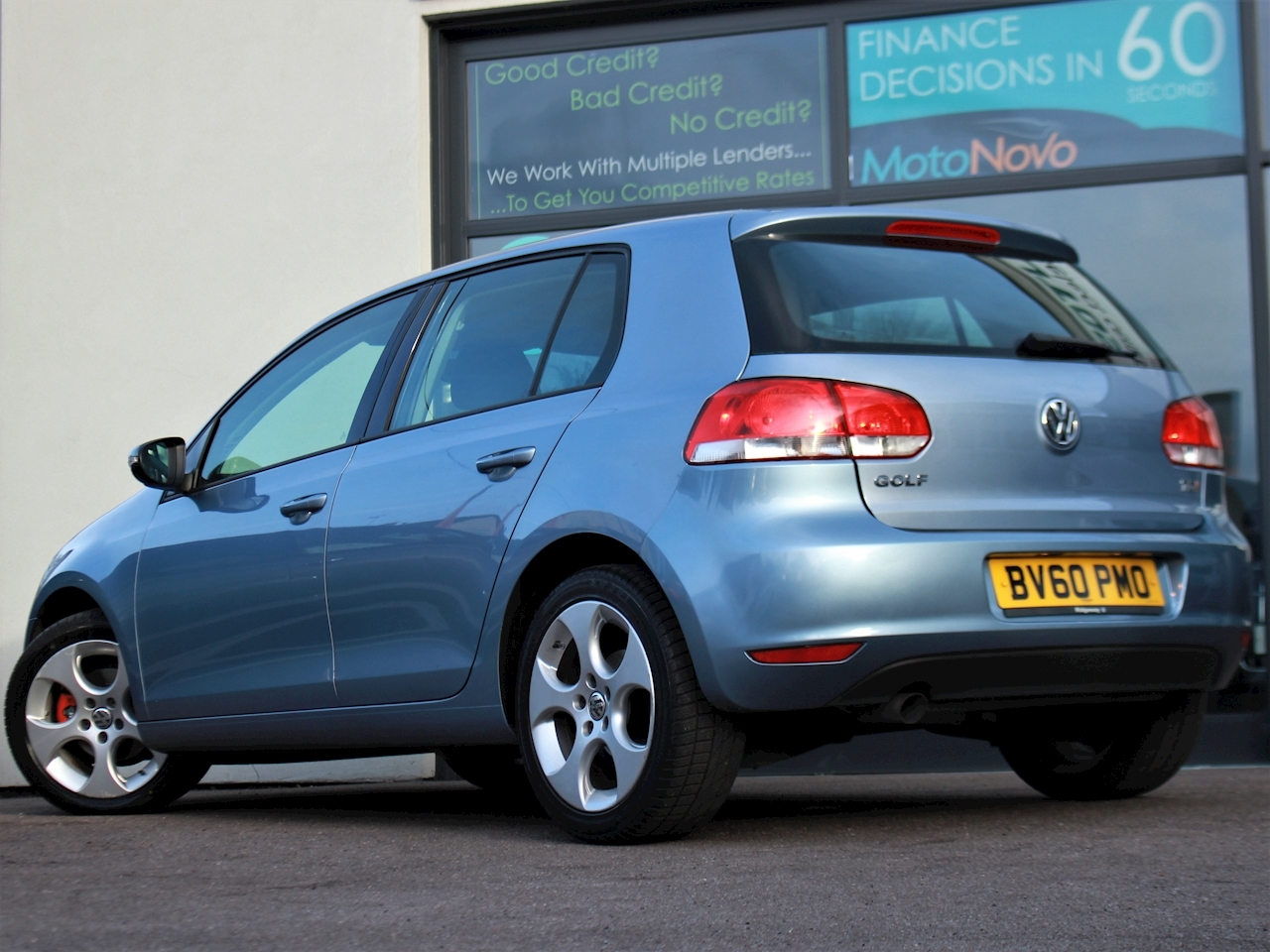 Volkswagen Golf S Tdi - Large 6